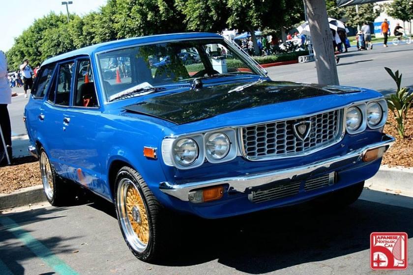 Mazda RX3 wagon