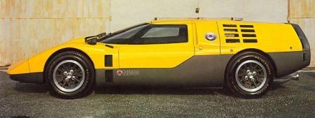 Mazda RX500