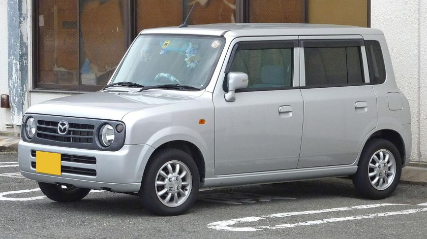 Mazda Spiano 1