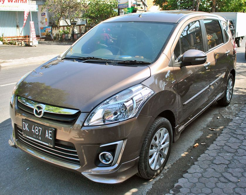 Mazda VX-1, Denpasar