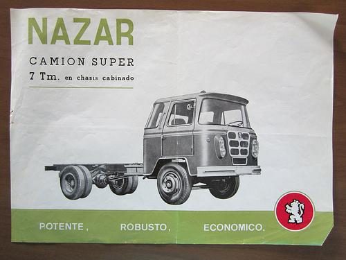NAZAR Camion Super