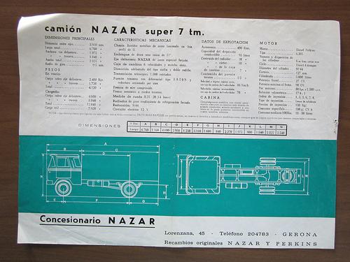 Nazar Camion