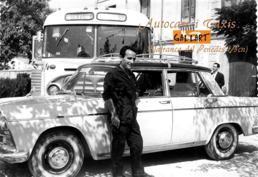 Nazar en Taxi