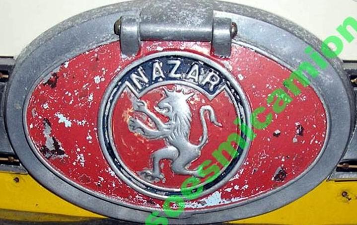 NAZAR logo