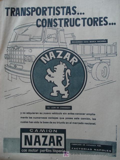 NAZAR publicitatcaminazaranq8