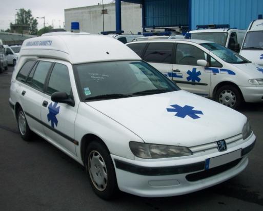 Peugeot 406 Amb 703