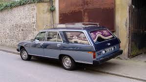 PEUGEOT 604 Hearse