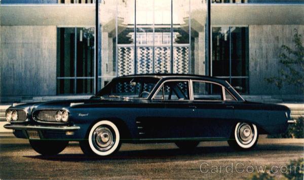 Pontiac Tempest 4-Door Sedan, Sierra Way