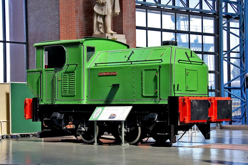 Sentinel 4wVBTG at NRM York