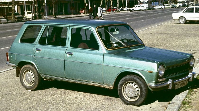 Simca 1100 Break (estate)