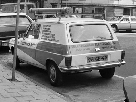 Simca 1100 Fourgonnette