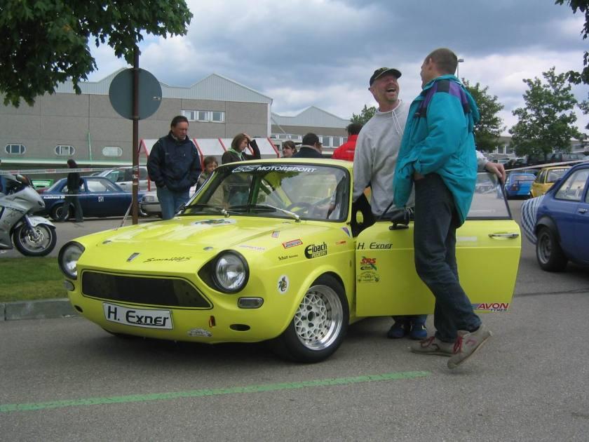 Simca 1200S Bertone