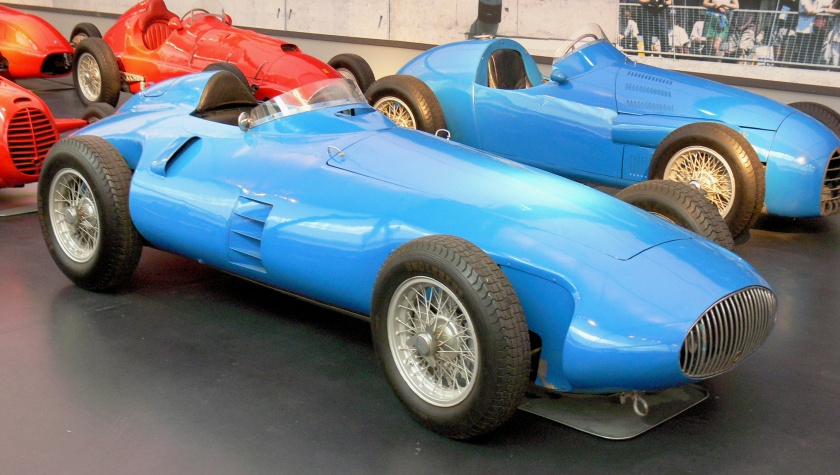 Simca Gordini Type 16