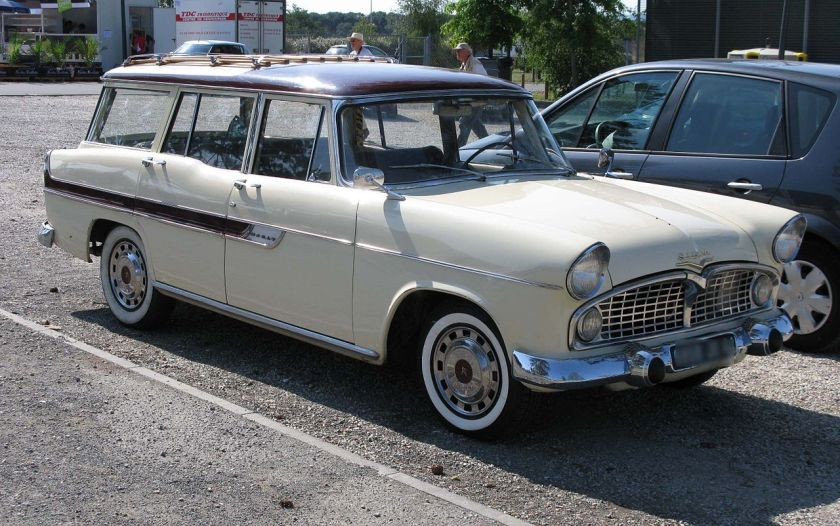 Simca Vedette Marly