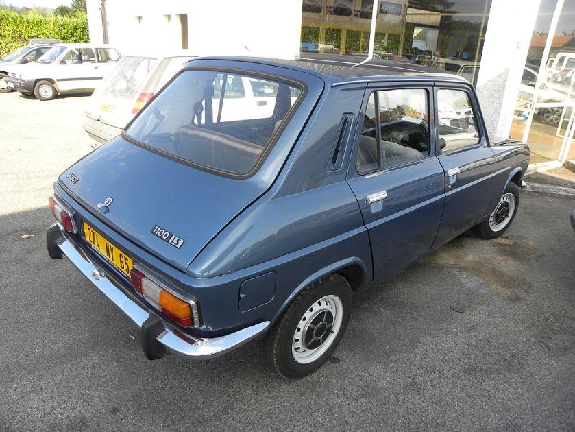 Talbot 110 LS version
