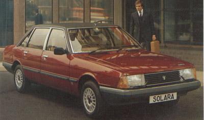 Talbot Solara