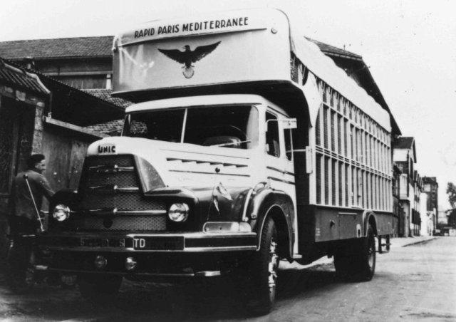 Trucks Unic ZU 100d