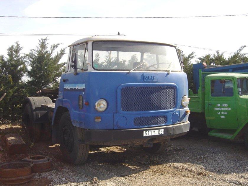 Trucks UNIC ZU 114