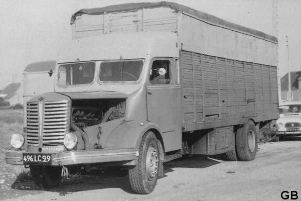 Trucks UNIC ZU 72a