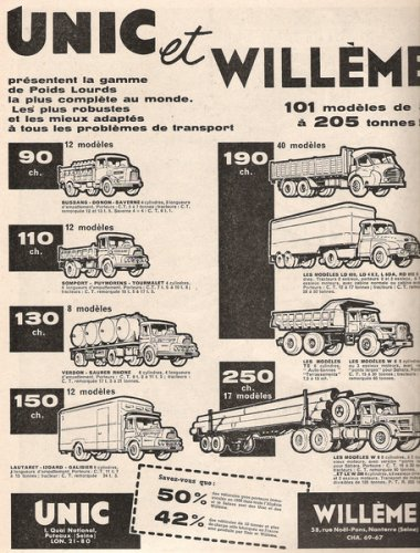 Unic en Willeme