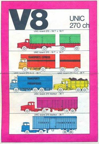 Unic V8 270ch