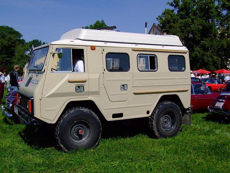Volvo C 202 Camp