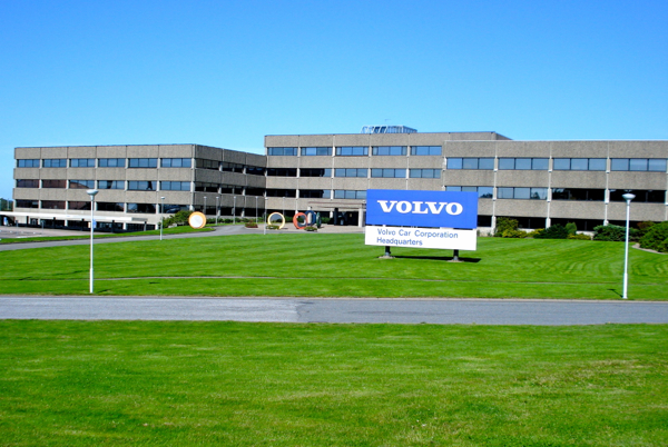 Volvo Car Corporation headquarters Göteborg Sweden