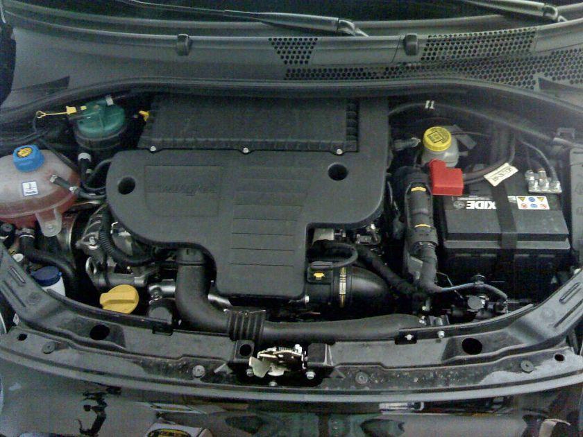 1.3 L MultiJet diesel