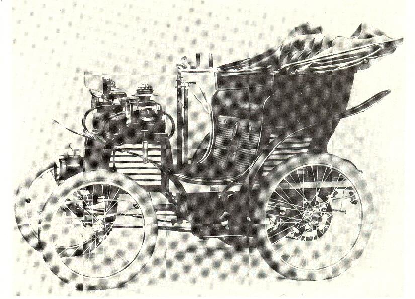 1899 Fiat 3.5 hp