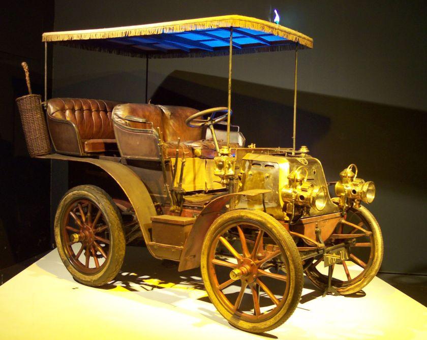 1899 Panhard & Levassor