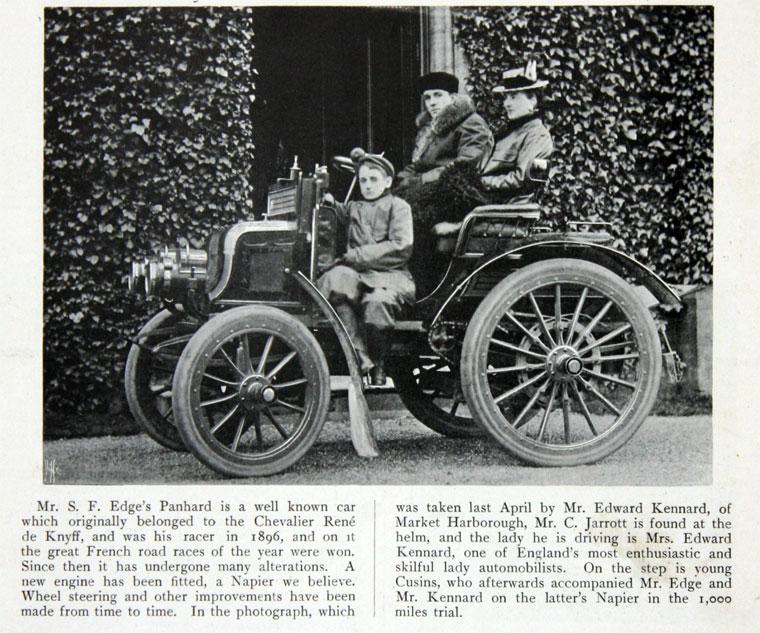 1900 Panhard-Levassor