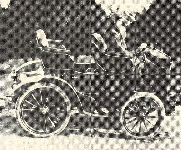 1901 Fiat 10 hp