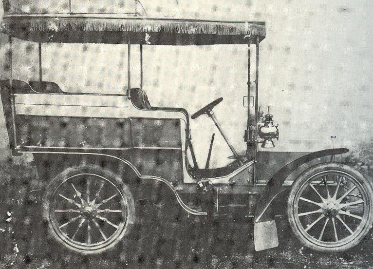 1901 Fiat 12 HP