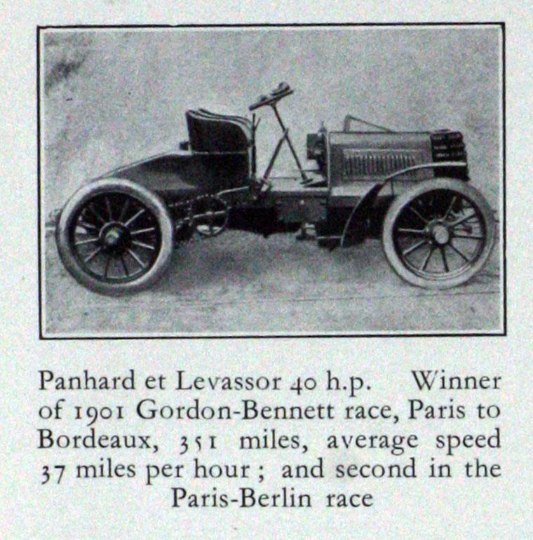 1901 Panhard-Levassor