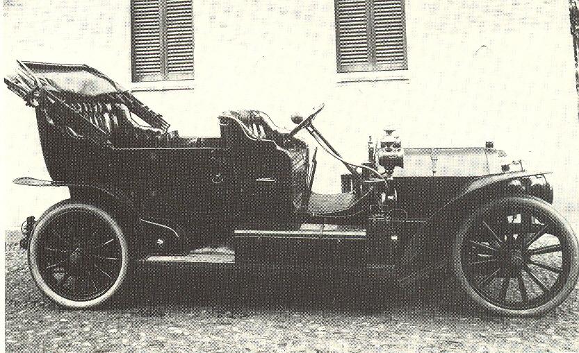 1902 Fiat 24-32 HP
