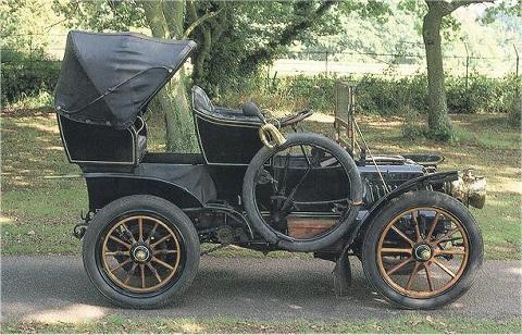 1902 Panhard & Levassor 10HP a