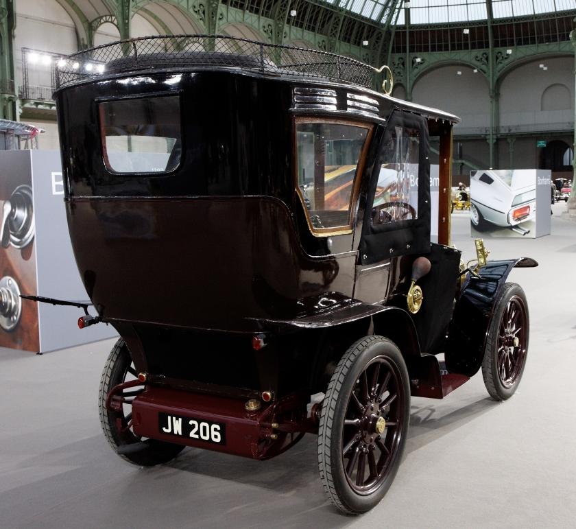1903 Berliet 20 CV Demi-limousine a