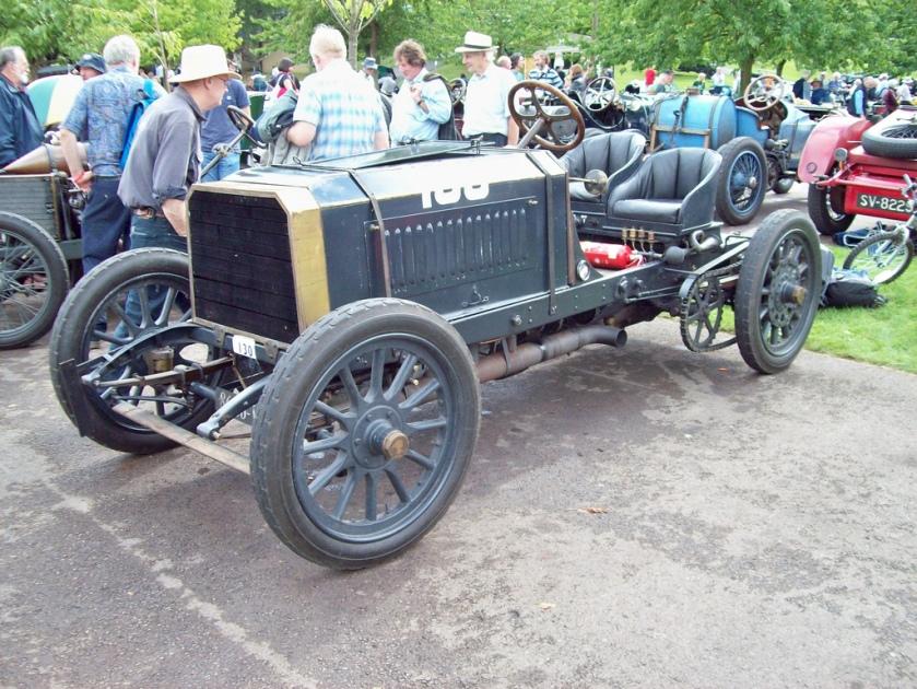 1903 Panhard Levassor S4M (Mod)Engine 13500cc