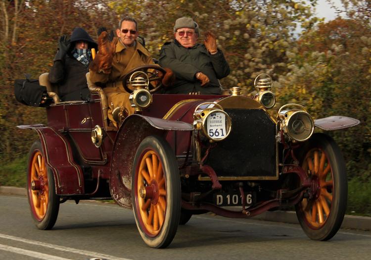 1904 Berliet 40HP Tourer