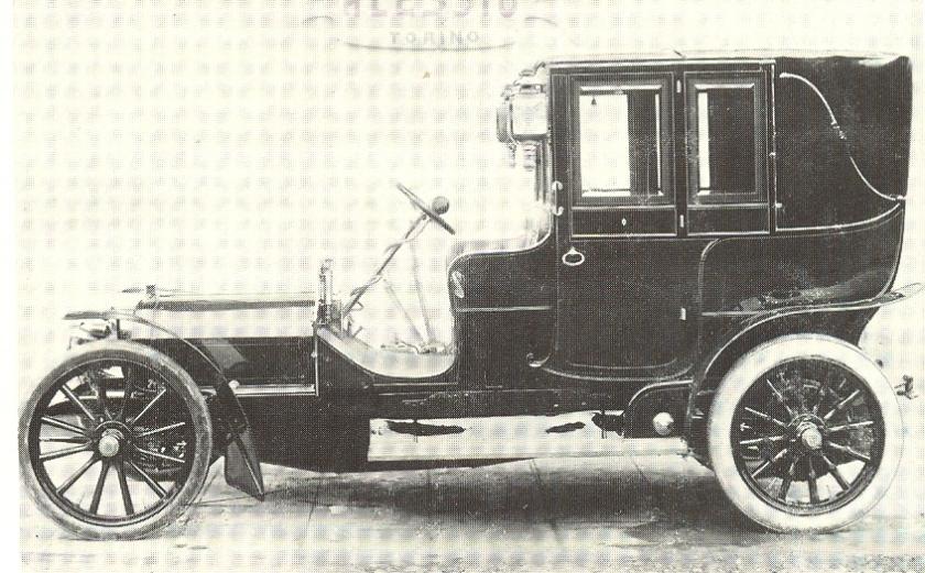 1904 Fiat 16-20 hp