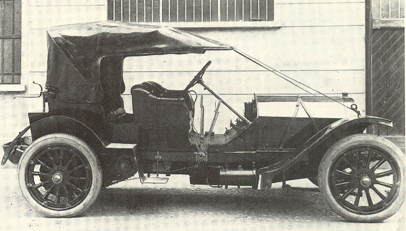 1905 Fiat 60hp