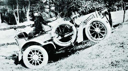 1906 Panhard-Levassor 24CV (Panhard-Genty),