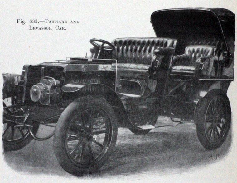 1906 Panhard-Levassor a