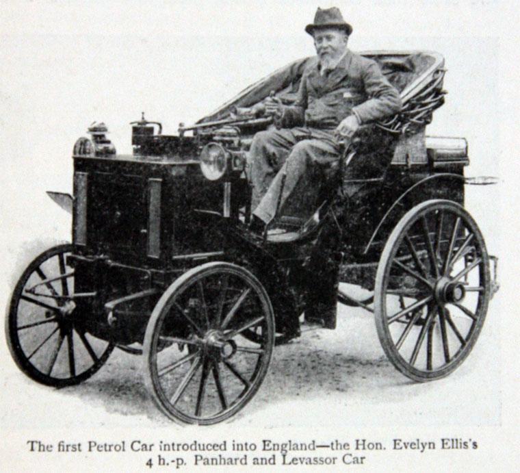 1906 Panhard-Levassor