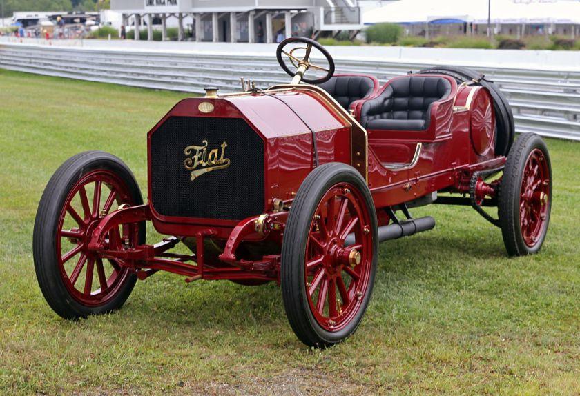 1907 Fiat 28-40HP Targa Florio Corsa