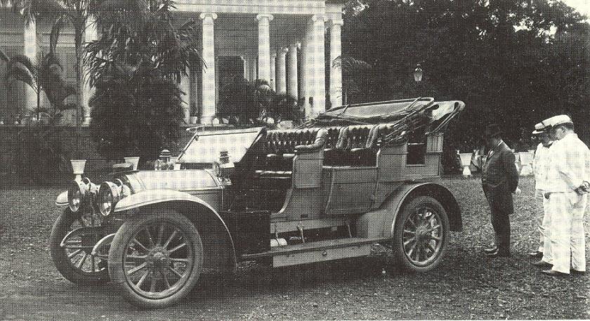 1907 Fiat 60 HP terza