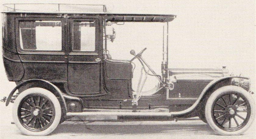 1908-09 FIAT 35-45 HP
