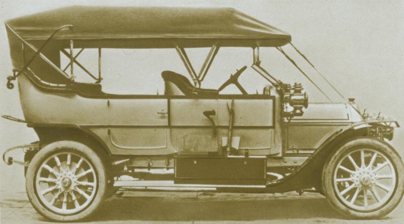 1908 Fiat 20-30 HP
