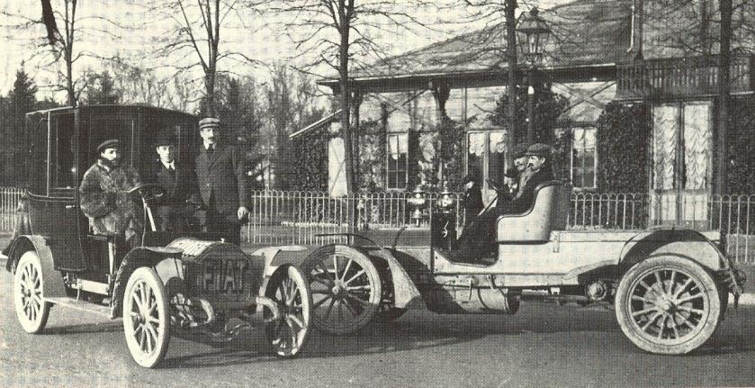 1908 Fiat Tipo 1
