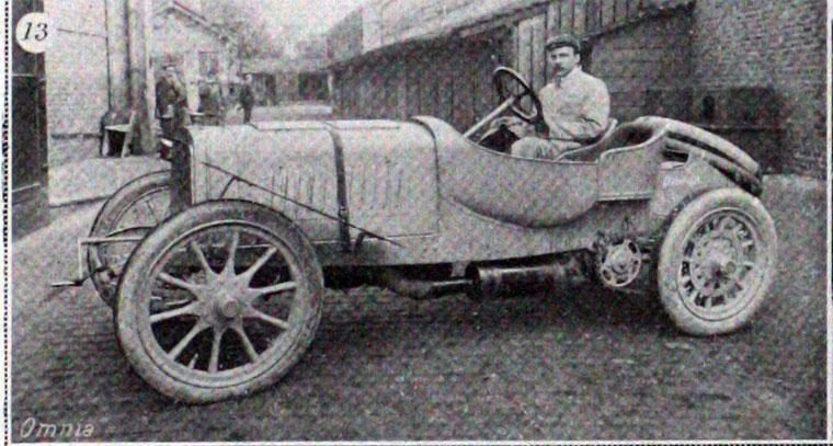 1908 Panhard-Levassor